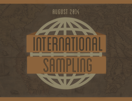 August Ink Drop Reveal: International Sampling