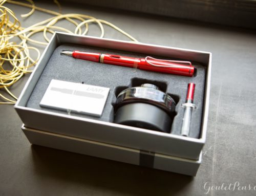 Lamy Gift Set: Quick Look