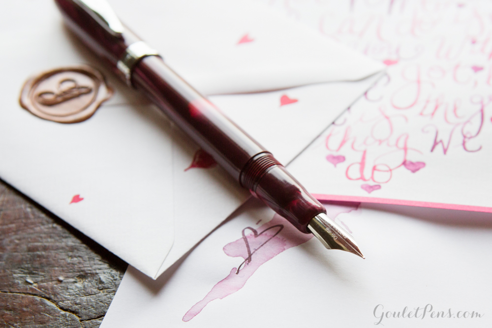 Written From The Heart Valentine S Day Gift Ideas Goulet Pens Blog