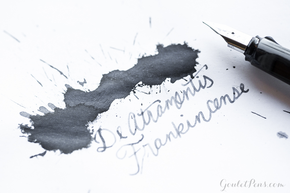 De Atramentis Frankincense: Ink Review