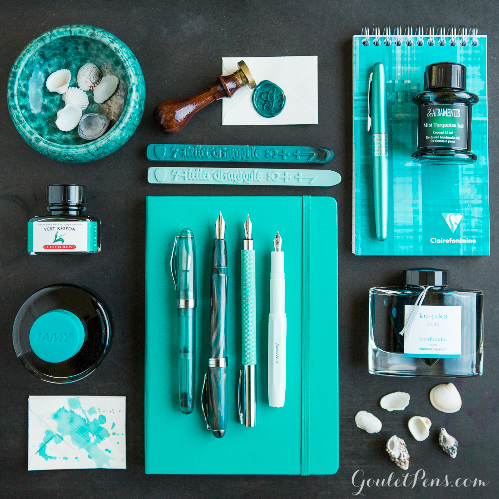 Thursday Things: Mint Turquoise