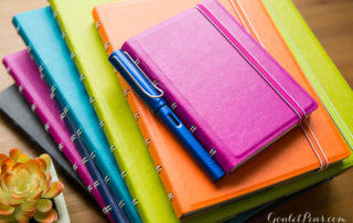 Introducing Large Filofax Notebooks