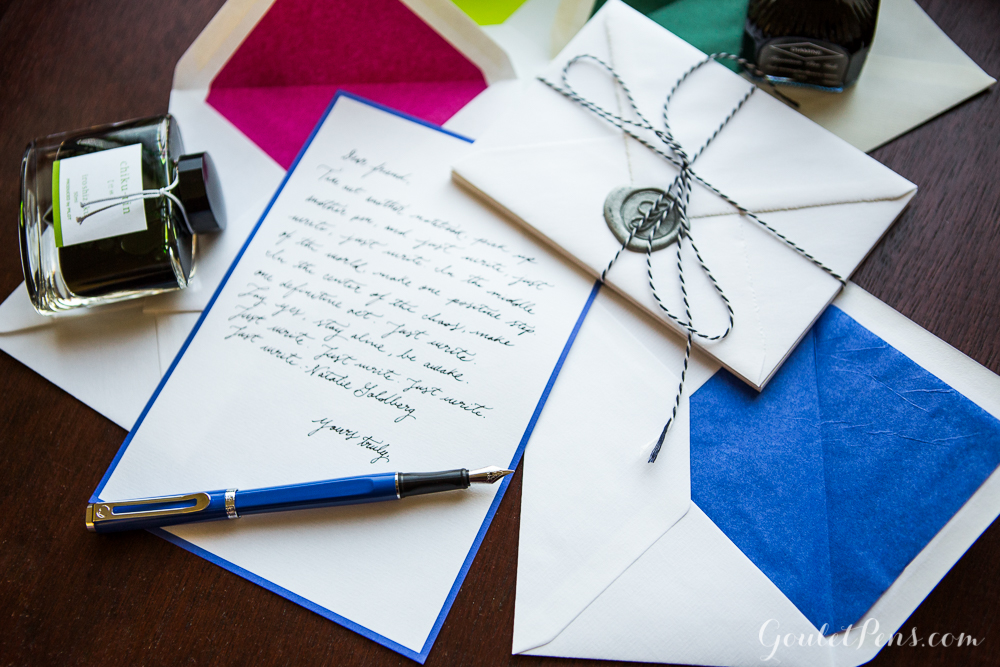 InCoWriMo 2016: Write Letters this February!