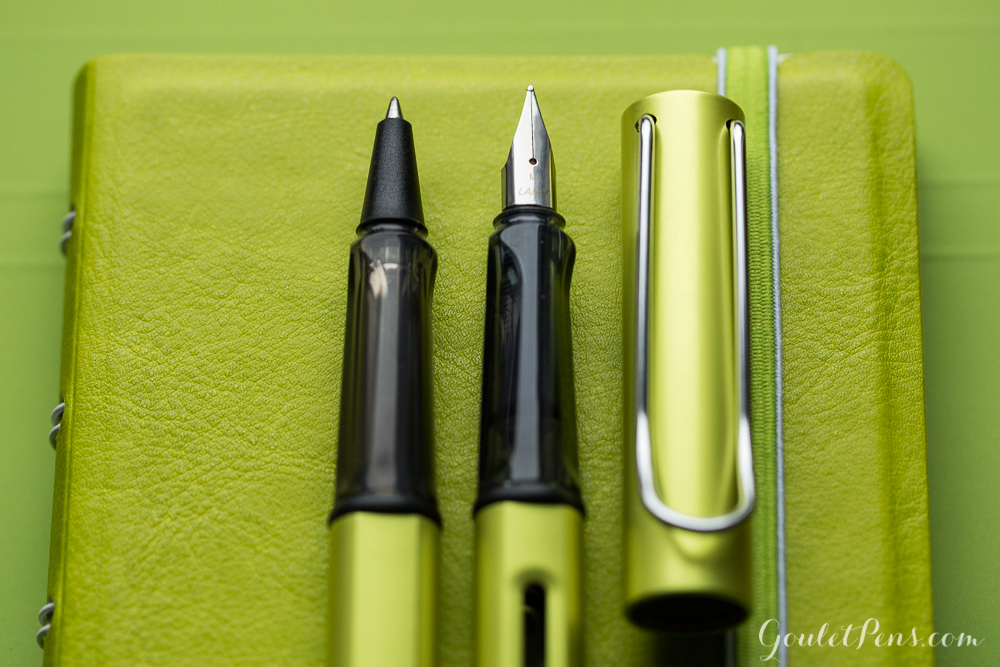 Lamy Al-Star Charged Green 2016 SE: Quick Look
