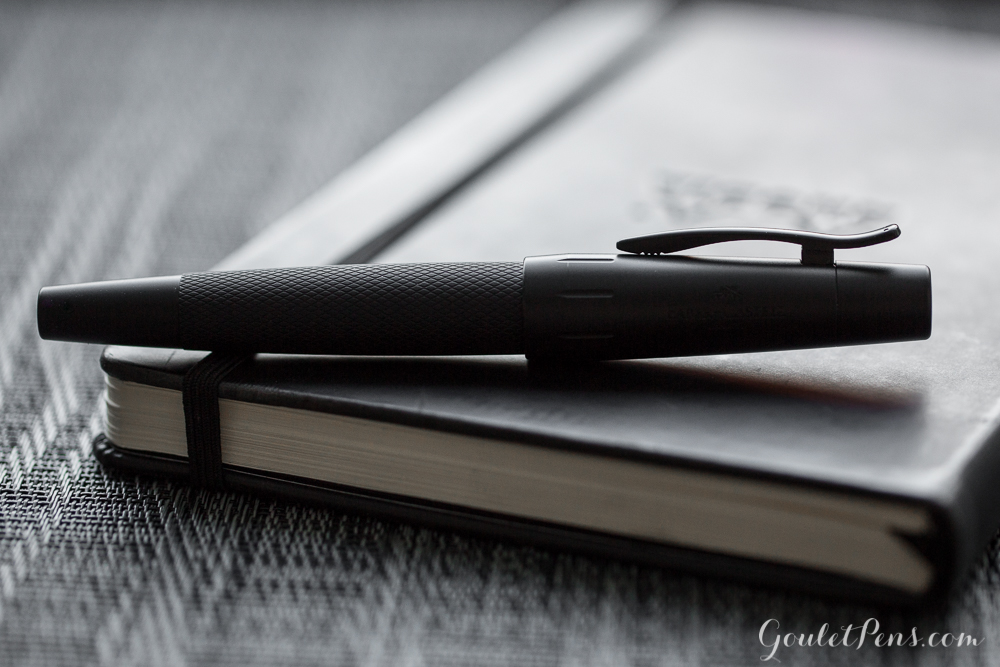 The Faber-Castell e-motion Pure Black Giveaway!