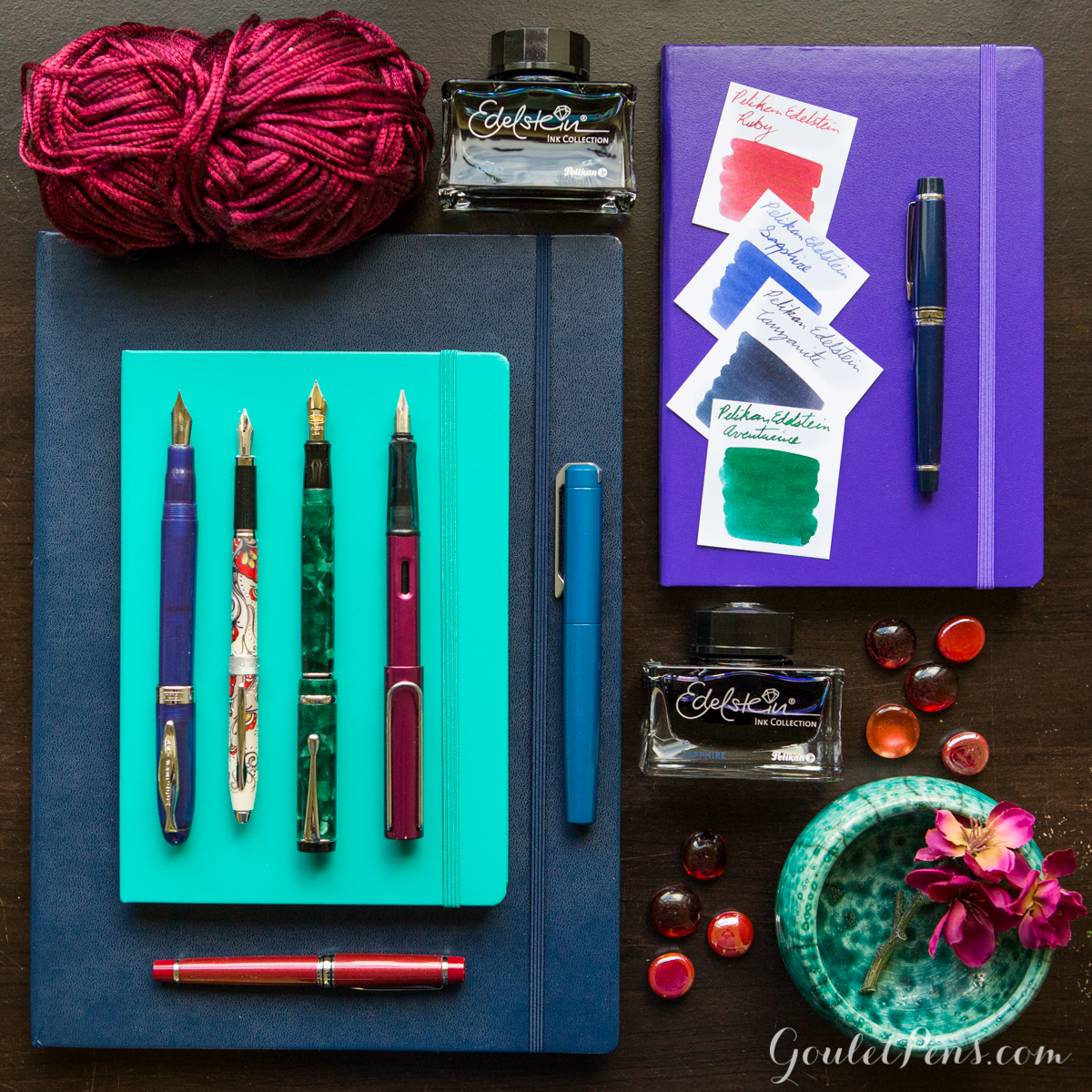 Thursday Things: Jewel Tones