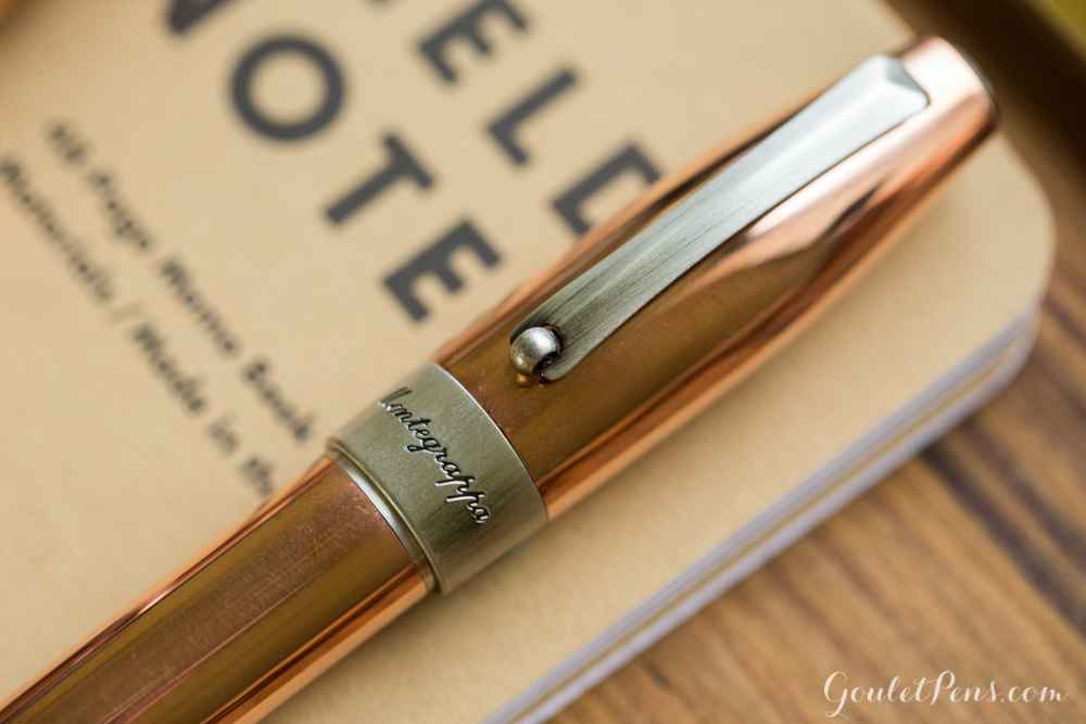 Montegrappa Fortuna Copper Mule Fountain Pen