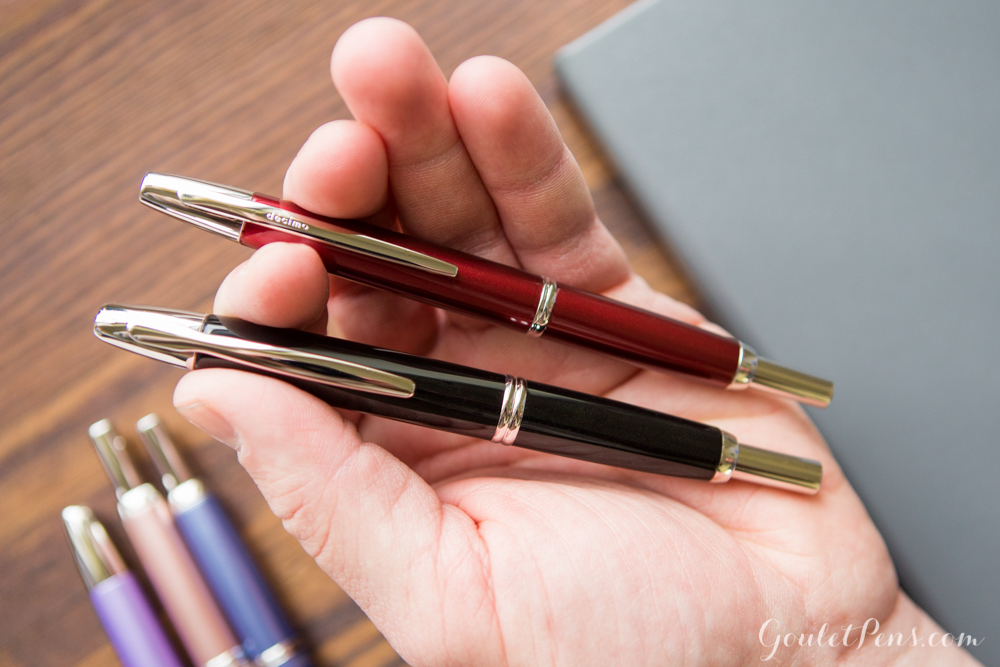 Retractable Fountain Pen