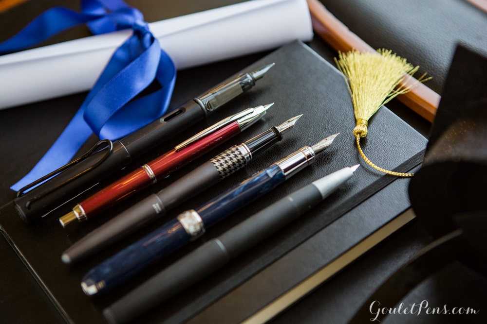 Graduation Gifts: Top 8 Fountain Pens for College Grads – Goulet Pens Blog