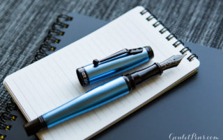 Monteverde Invincia Full Blue Giveaway Winner