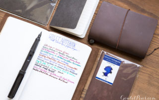 Notebook Review - Goulet Notebooks with Tomoe River Paper