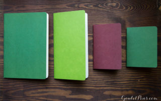 Goulet 52gsm Tomoe River Notebooks