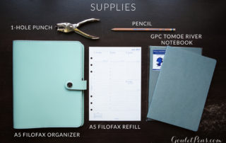 Filofax Bullet Journal