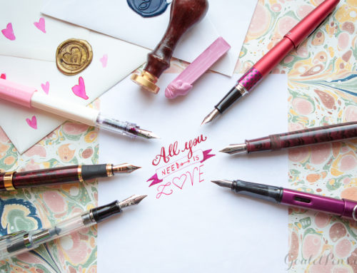 #RelationshipGoals: 6 Pen and Ink Pairings That Are Made For Each Other