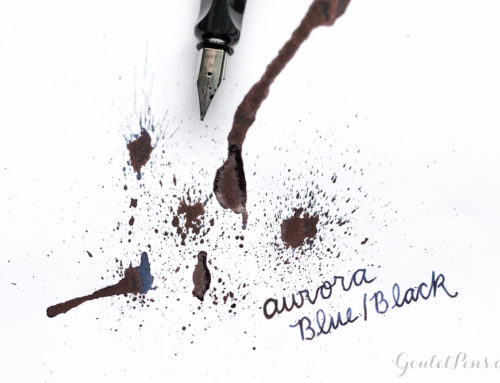 Aurora Blue/Black: Ink Review