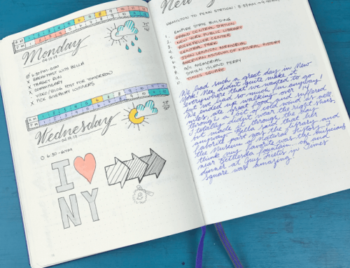 Bullet Journaling for Beginners by Kara Benz of Boho Berry