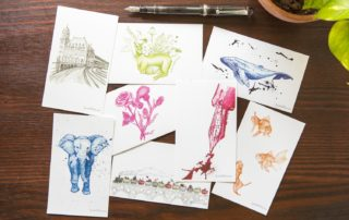 Goulet Note Cards