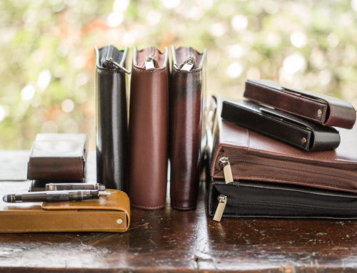 Introducing Girologio Pen Cases!