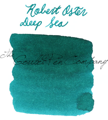 Robert Oster Deep Sea ink