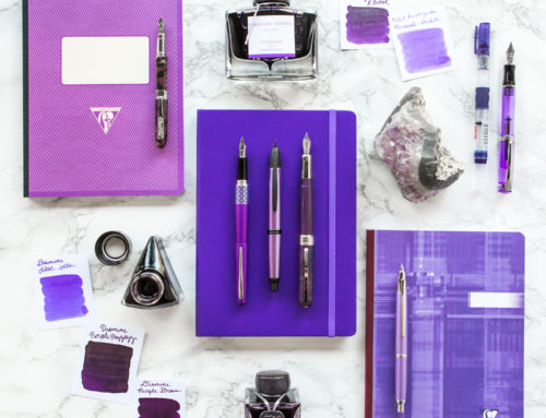 Thursday Things: Purple Shimmer