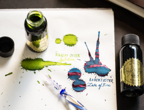 Robert Oster Inks: New Addition Roundup