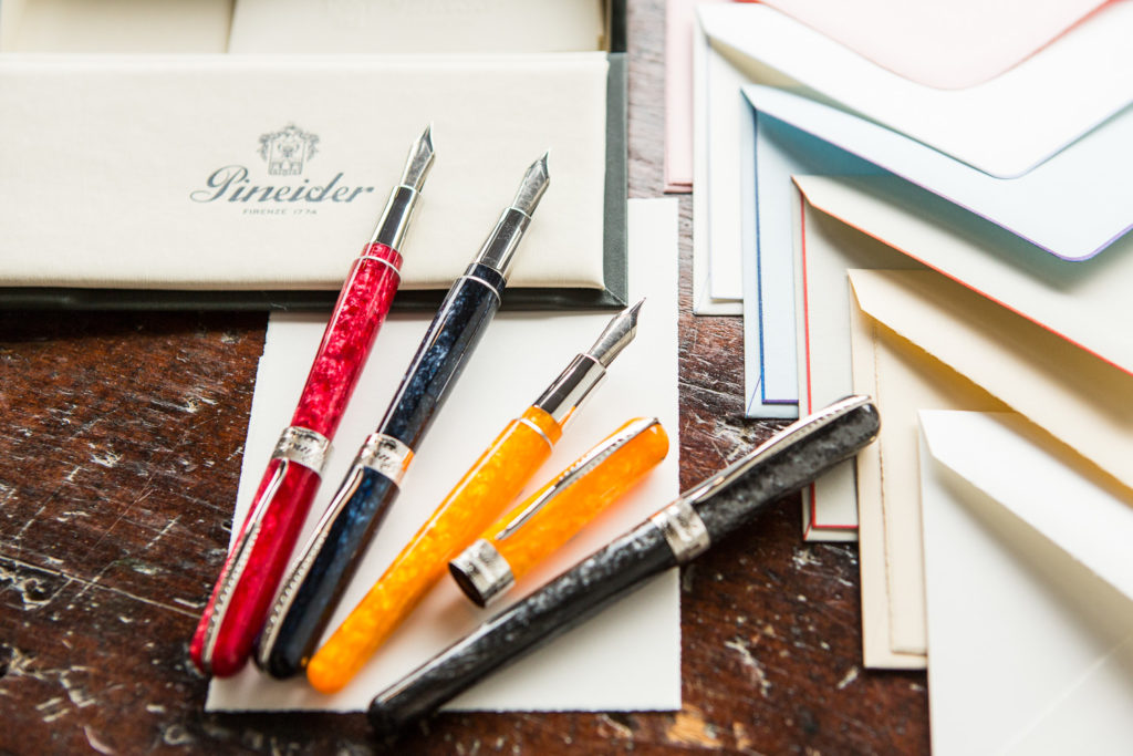 Pineider Avatar Fountain Pens