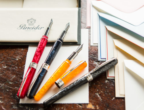 Introducing Pineider Fountain Pens!