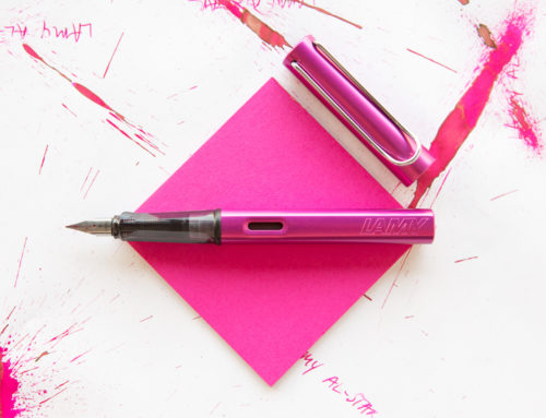 Sneak Peek: 2018 Special Edition LAMY AL-Star VibrantPink