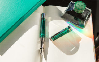 Visconti Northern Lights Fountain Pen
