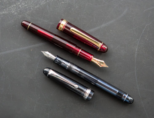 Platinum #3776 Century vs. Pilot Custom 74: Fountain Pen Battle