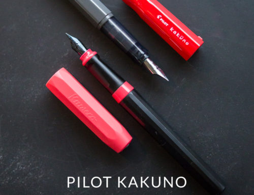 Pilot Kakuno vs. Kaweco Perkeo: Fountain Pen Battle