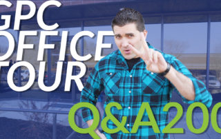 Goulet Q and A - 200