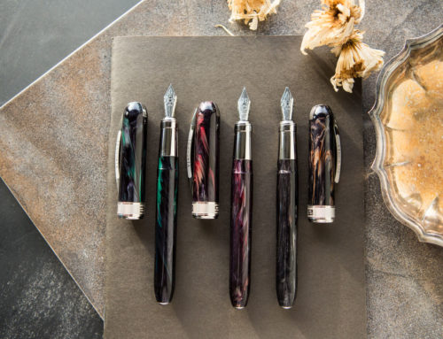 New Visconti Rembrandt Colors!