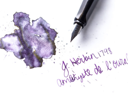 J. Herbin 1798 Amethyste de l'Oural: Ink Review