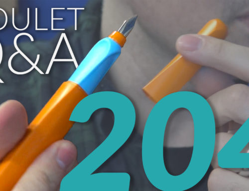 Goulet Q&A Episode 204: Grippy Grips, Why Waterproofness Matters, and Why Pen Turning Started Goulet