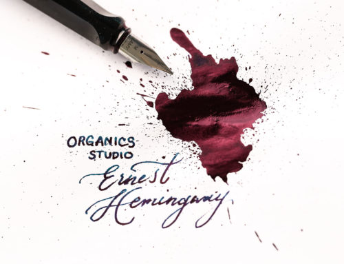 Organics Studio Ernest Hemingway: Ink Review