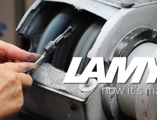 How It's Made – LAMY Fountain Pens
