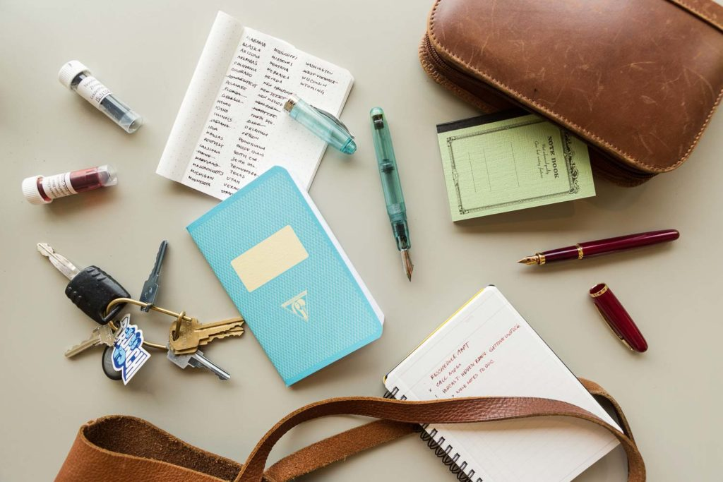 5 Ways to Give Small Notebooks Big Purpose