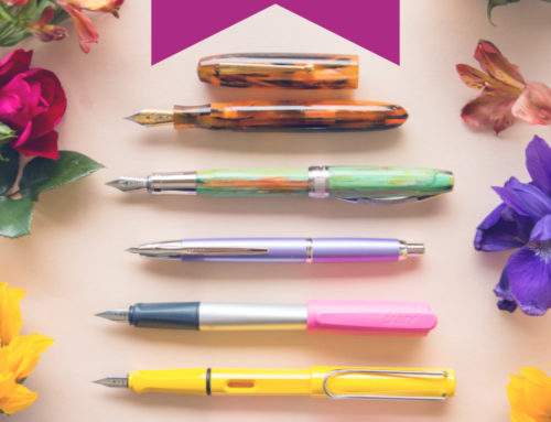 Which Flower-Inspired Pen Matches Your Personality?
