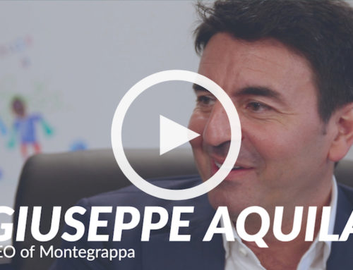Goulet Guests: Spotlight on Giuseppe Aquila, CEO of Montegrappa
