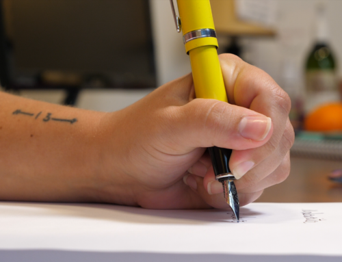 Left Out: Tips for Lefties Using Fountain Pens