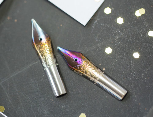 11 Great Looking Fountain Pen Nibs