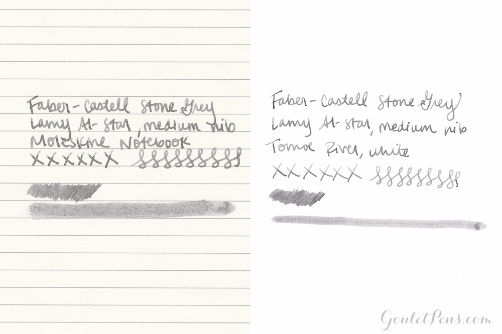 Graf von Faber-Castell Stone Grey Ink Review