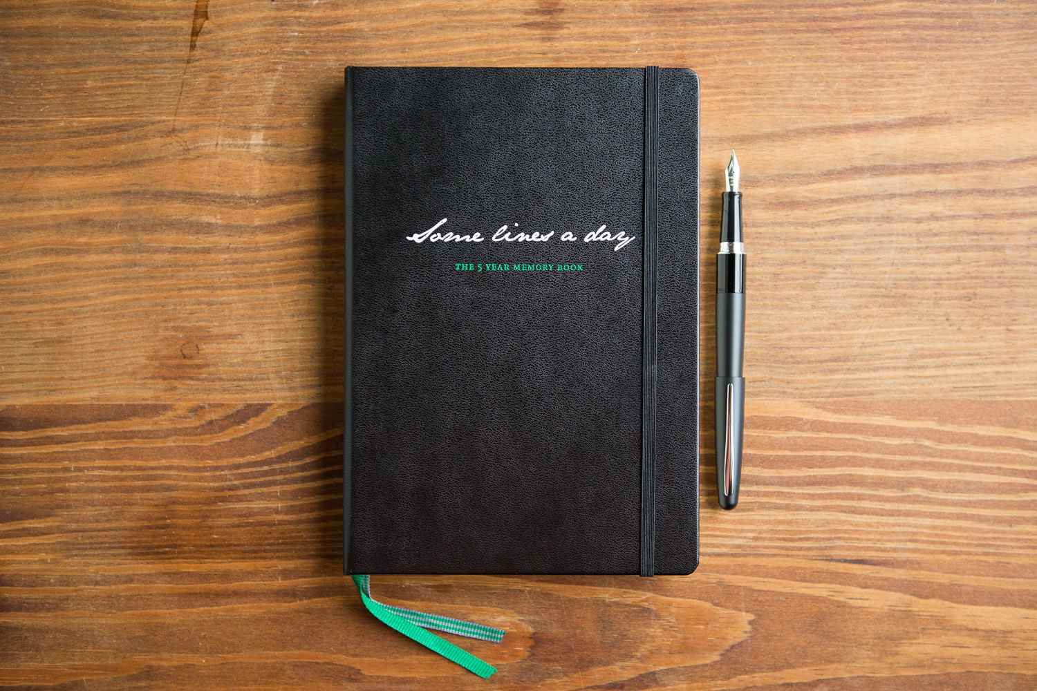 Leuchtturm1917 Some Lines A Day 5 Year Memory Notebook