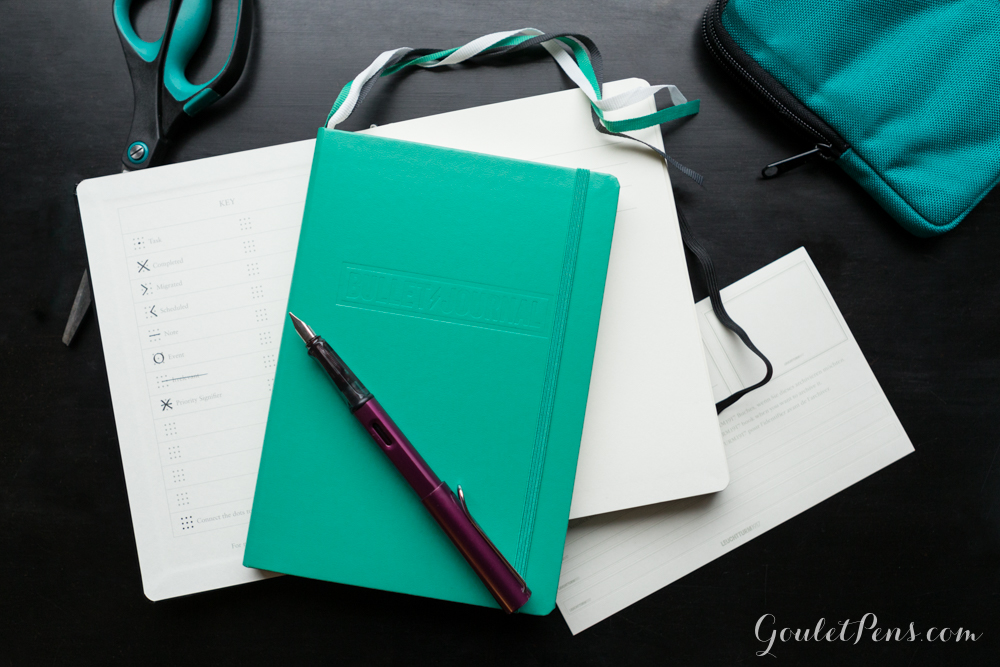 Goulet Guests - Ryder Carroll, Bullet Journaling