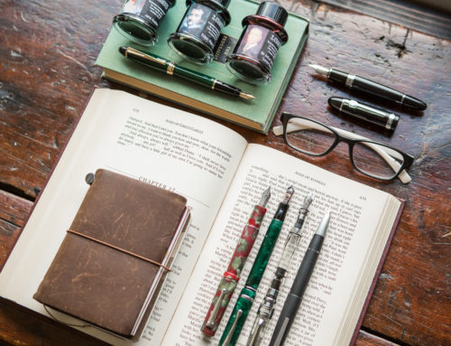 6 Writers On Why They Use Fountain Pens