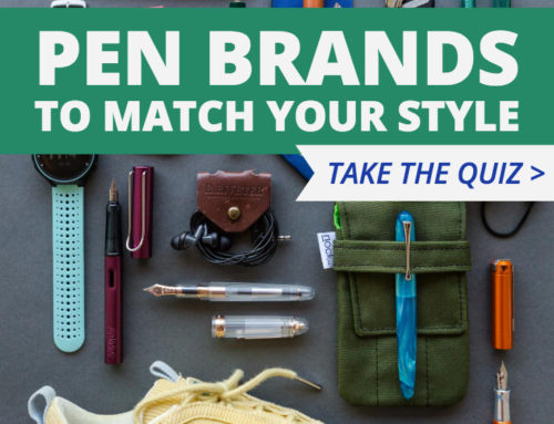 Pen Brands to Match Your Style: Quiz