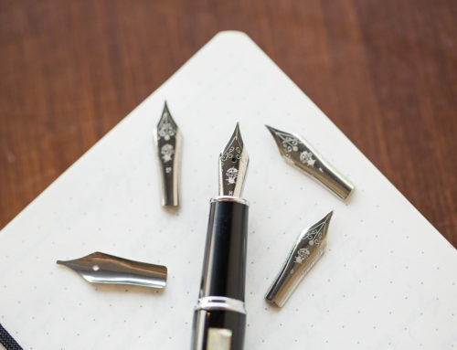 Which Fountain Pens Fit the Goulet #5 Nibs?
