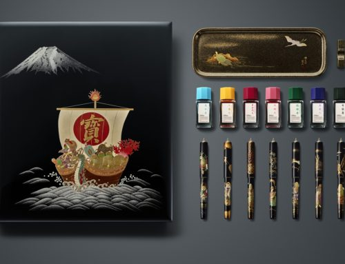 Pilot's 100th Anniversary $48,000 Pen Set