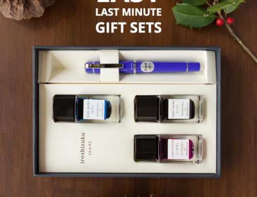 Easy Last Minute Fountain Pen Gifts To Wrap Up Your Holiday Shopping